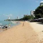 Pattaya-sahil