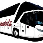 Nilufer Turizm Anadolu Seyahat Otobus biletleri