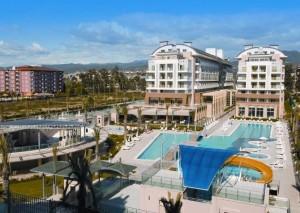 Hedef hotel Spa Resort alanya